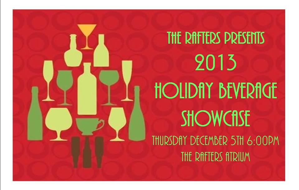 holiday beverage showcase